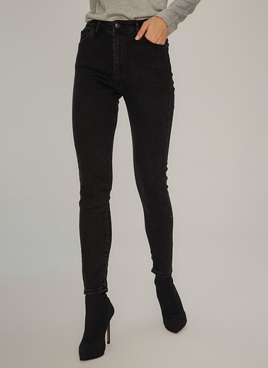 NGSTYLE Skinny Jean Pantolon Siyah